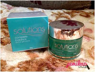 Review : Avon Solutions Complete Balance Oil Free