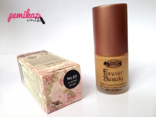 review-beautycottage-foever-beauty-foundation