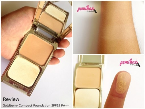 Goldberry Compact Foundation SPF25 PA++-2