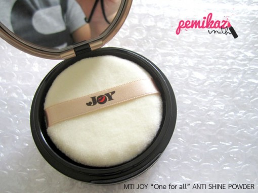 MTI JOY ANTI SHINE POWDER 3