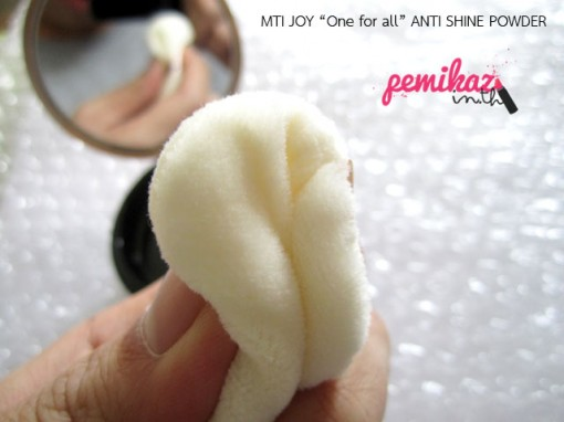 MTI JOY ANTI SHINE POWDER 4