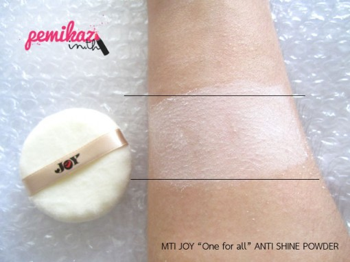 MTI JOY ANTI SHINE POWDER 7