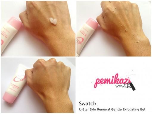 USTAR Skin Renewal Gentle Ecfoliating Gel - 00
