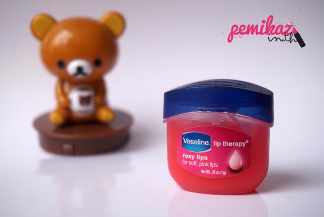 Review – Vaseline Lip Therapy Rosy ลิปมันเปลี่ยนสีที่มันดี มันคือดี!