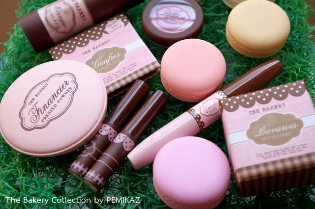 Review + Swatch : กิ๊ฟเซต The Baฺkery by Beauty Buffet เล่นกิจกรรมจาก Jeban