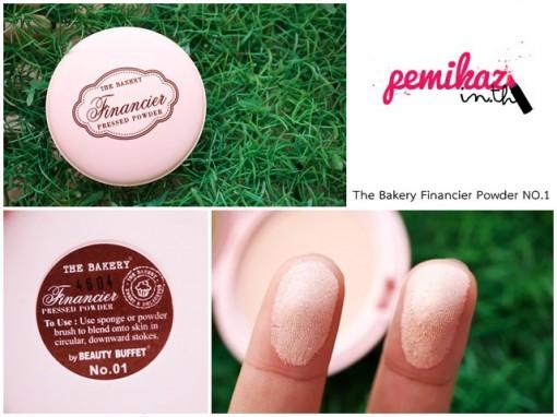 The Bakery Financier Powder NO.1