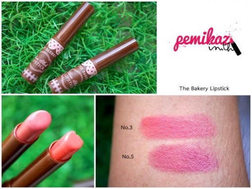 The Bakery Lipstick