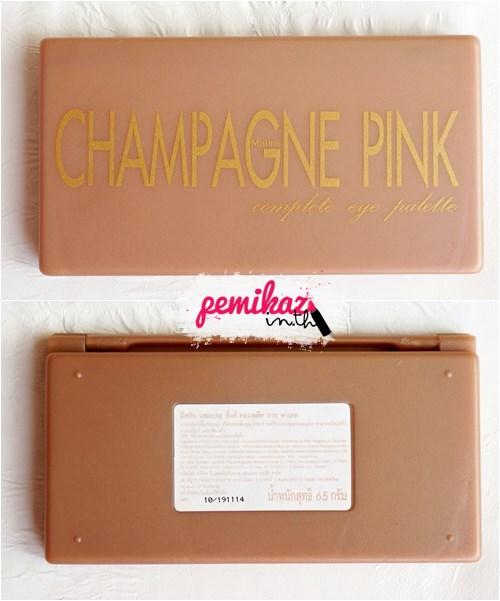 Mistine Champage Pink - 2