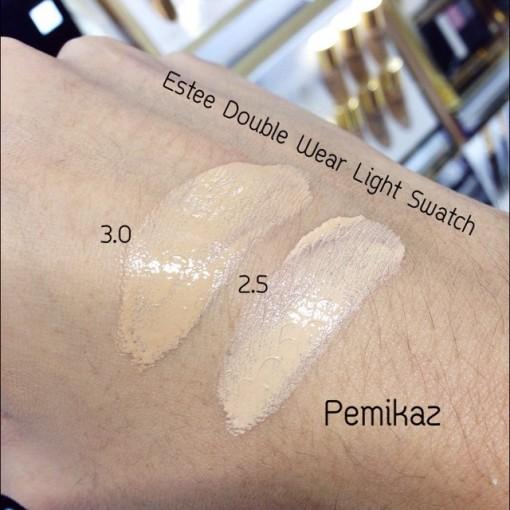Estee-Double-Wear-Light-2.5 3.0