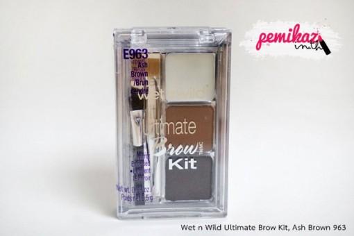 pemikaz--topvalue-Wet-n-Wild-Ultimate-Brow-Kit,-Ash-Brown-963