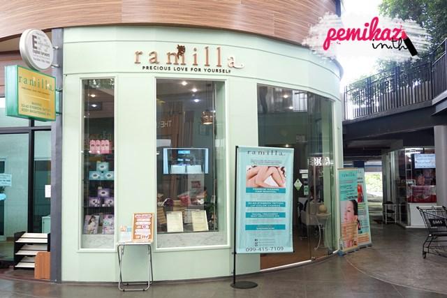 Review : เปมิกาพา Wax ขนหน้าอกสำหรับคนผิวแพ้ง่ายกับร้าน Ramilla
