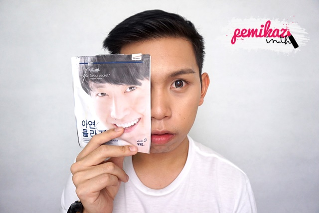 Review : ผิวหน้าเด้ง เด้ง สิวลด ทารองพื้นติดหน้าด้วย Seoul Secret For Men