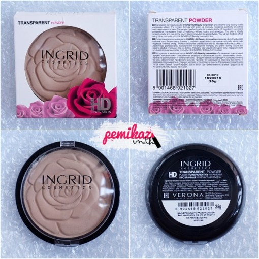 Pemikaz - IngridTransparent Powder HD - 2