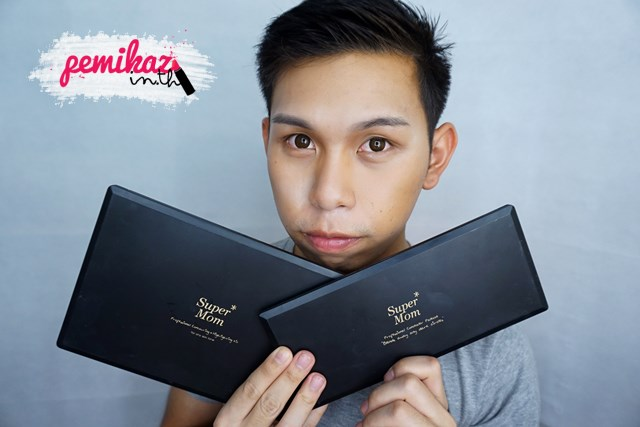Review/Swatch : Supermom Concealer & Contour Highlight Palette ตลับเดียวอยู่!