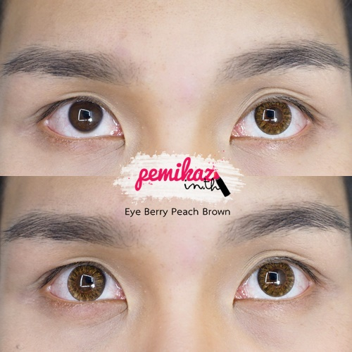 Pemikaz Eyeberry Peach Brown - 1
