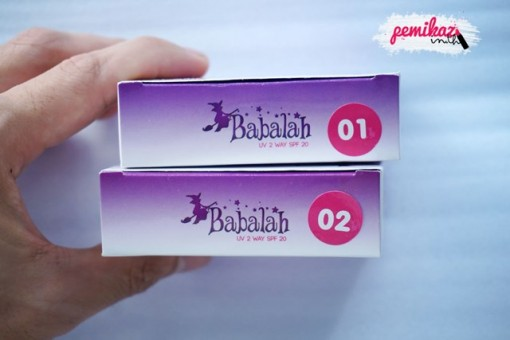 pemikaz Babalah uv 2 way spf 20 - 2