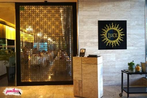 Luce Restaurant - Eastin Satorn - 1