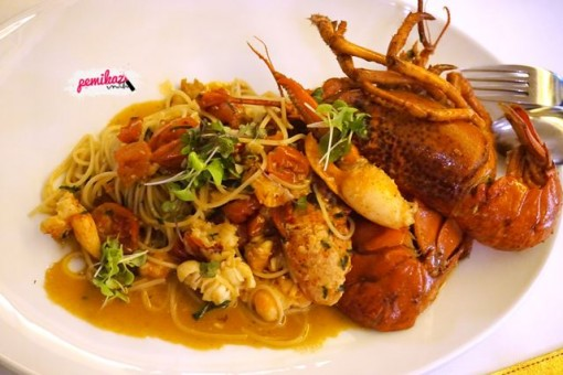 Luce Restaurant - Eastin Satorn - 13