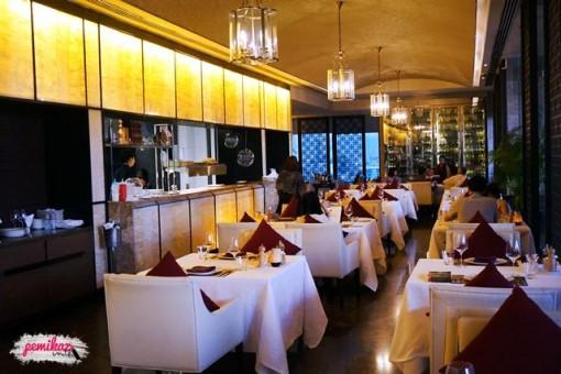 Luce Restaurant - Eastin Satorn - 2