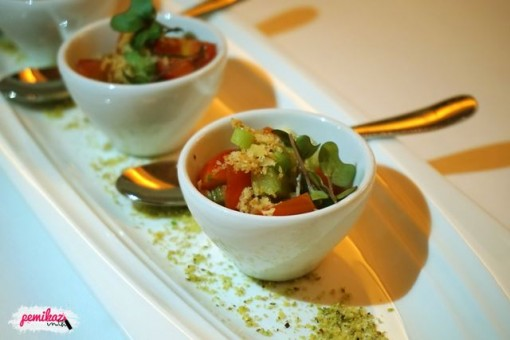 Luce Restaurant - Eastin Satorn - 7