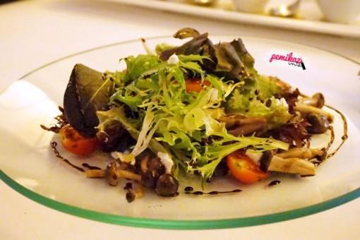 Luce Restaurant - Eastin Satorn - 9