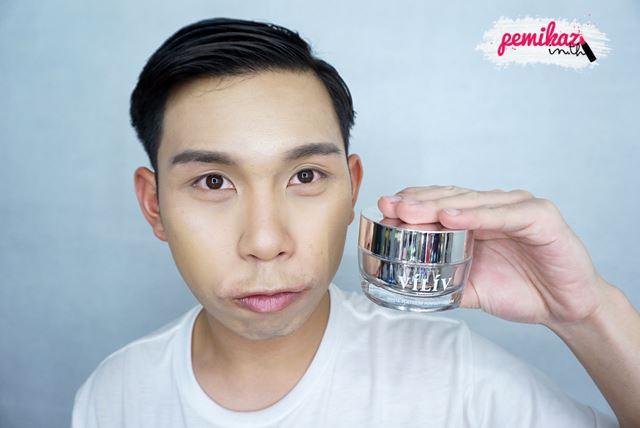 เปมิการีวิว VILIV White Platinum Perfect Cream ครีมที่ไม่มีส่วนผสมจากสารอันตราย 8 ชนิด
