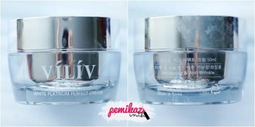 VILIV White Platinum Perfect Cream - 2