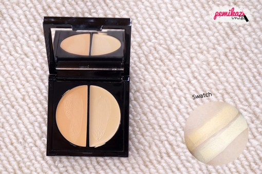 Moxy - 1028 Visual Therapy Dual Tone Flawless Concealer