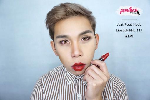Jcat-Pout-Holic-Lipstick--PHL-117