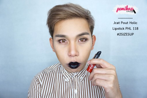 Jcat-Pout-Holic-Lipstick--PHL-118