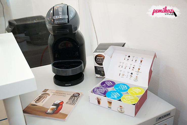 เปมิการีวิว Nescafe Dolce Gusto เครื่องชงกาแฟที่พนักงานออฟฟิตควรมี!