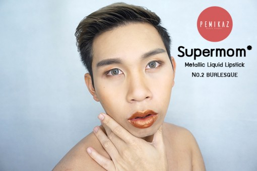 Supermom-Metallic-Liquid-Lipstick-NO.2