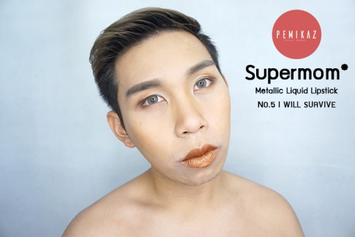 Supermom-Metallic-Liquid-Lipstick-NO.5