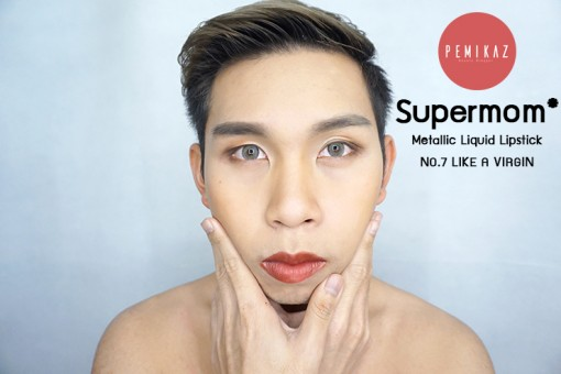 Supermom-Metallic-Liquid-Lipstick-NO.7