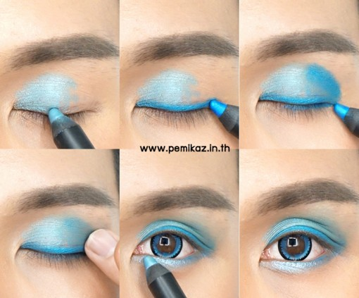 golden-rose-eyeshadow-crayon-blue-look