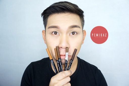 Jcat Perfect Duo Brow Pencil 2