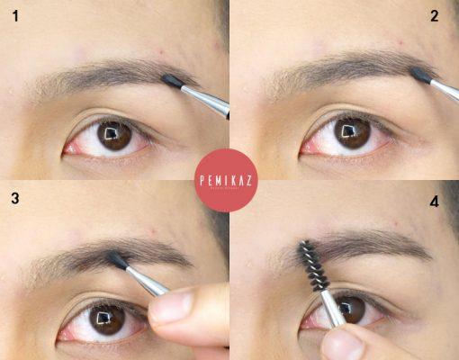 Mistine-Top-Secret-Eyebrow's-Kit-4