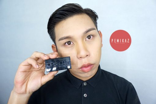 Mistine-Top-Secret-Eyebrow's-Kit-6