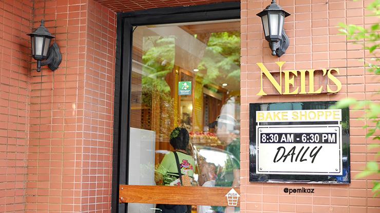 รีวิว Neil's Bake Shoppe ร้านเค้ก น้ำตาลน้อย กินแล้วไม่อ้วน!