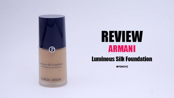 รีวิว รองพื้น ARMANI Luminous Silk ผิว NC35 ใช้สีอะไร อากาศไทยใช้รอดไหม?