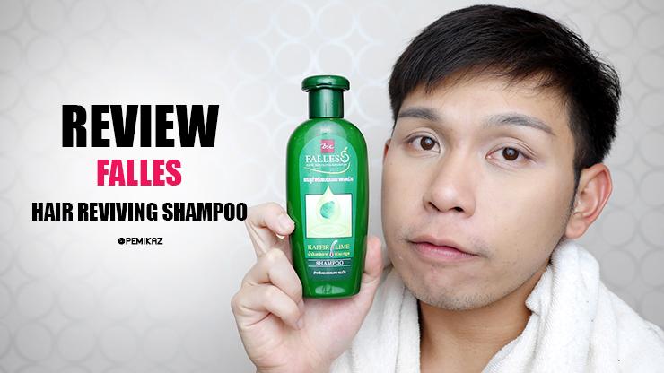 รีวิว Falles Hair Reviving Shampoo ผ่านมา 7 วันใช้ดีจริงไหม?