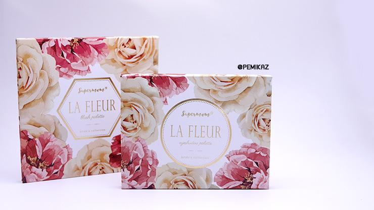 รีวิว Supermom LA FLEUR Bride's Collection สวยแบบเจ้าสาวจุกๆ!