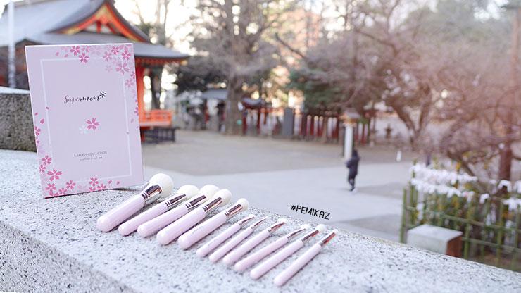 รีวิว Supermom Sakura Brush Set คอลนี้ควรซื้อไหมนะ?