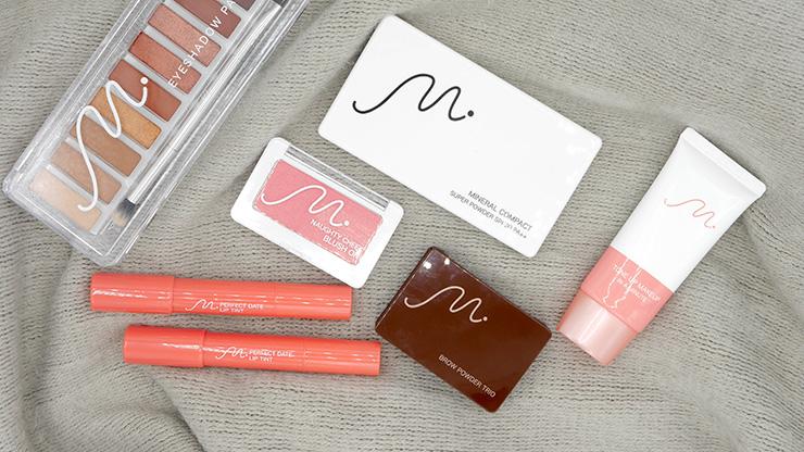 รีวิว Myss M Collection คสอ สายเกาถูกและดี + ปาดทุกสี!!