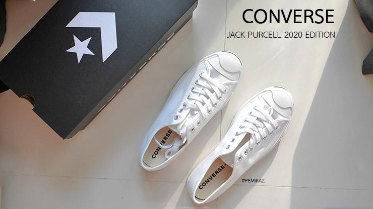 รีวิว Converse Jack Purcell 2020 ต่างจากรุ่นเดิมยังไง?