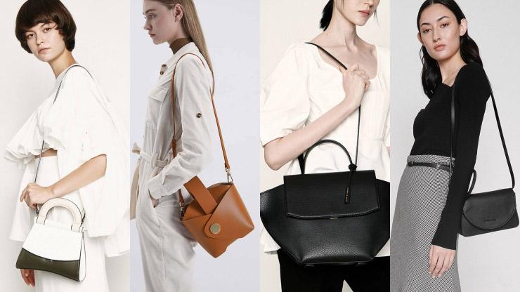 ชี้เป้า 4 กระเป๋าผู้หญิง สวยๆ Charles & Keith ถูกและดีใช้ได้ทุกงาน!