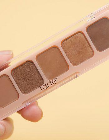 รีวิว อายแชโดว Tarte Power Bar Amazonian Clay Eyeshadow Palette ใครว่าสีไม่แน่นเอาปากกามาวง