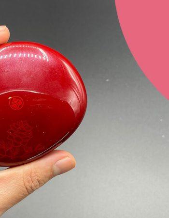 รีวิว แป้ง OP Red ตลับแดง เปรมใช้สีอะไร พร้อมทดสอบคุมมัน